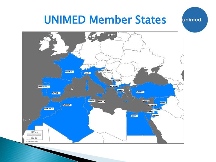 Unimed member states