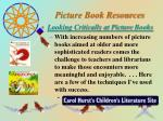 picture book resources2