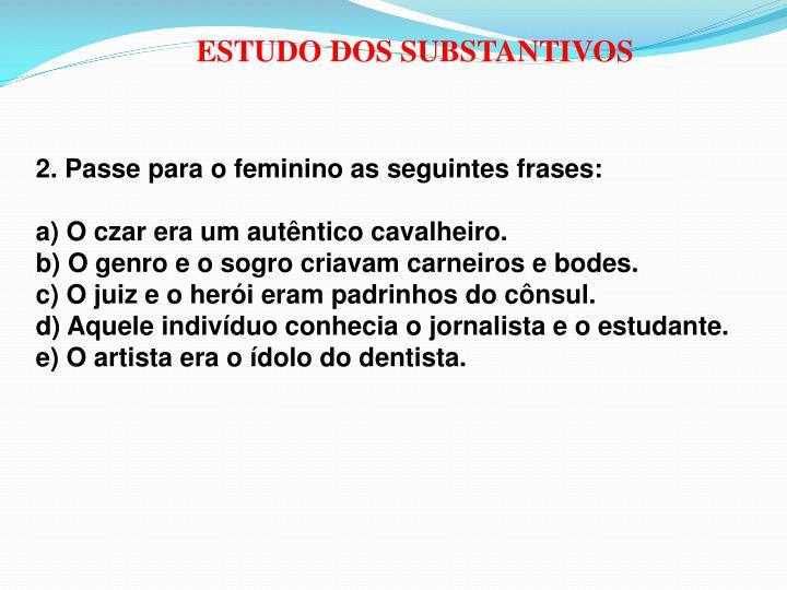 Ppt Estudo Dos Substantivos Powerpoint Presentation Id3661921