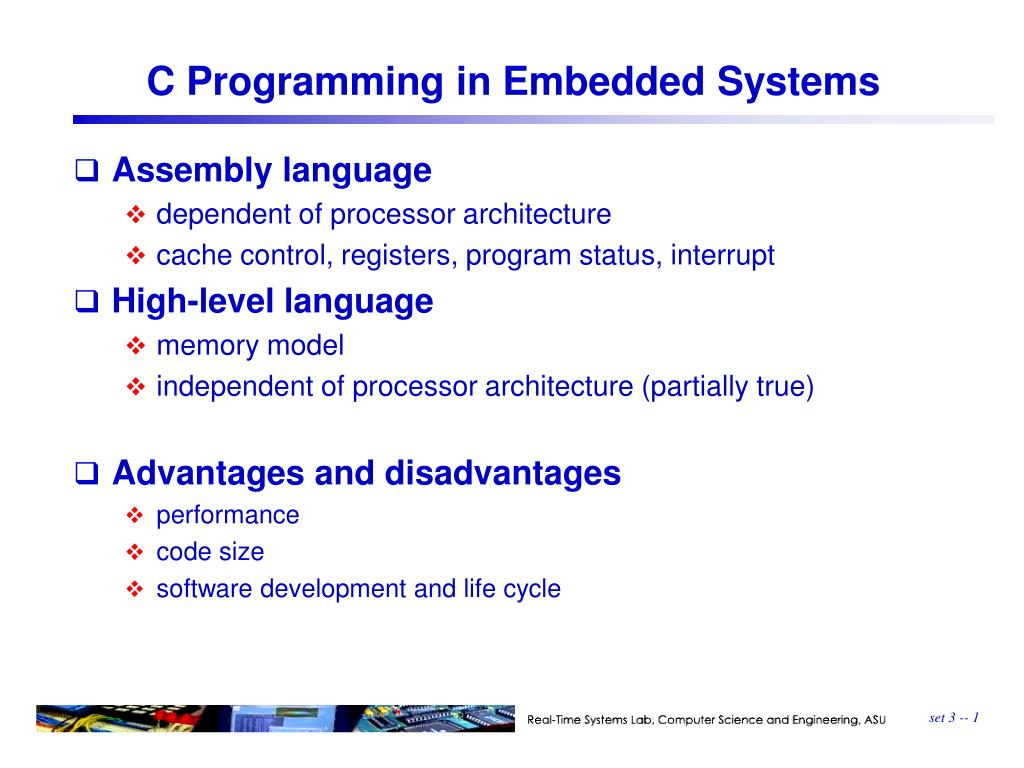 PPT - C Programming in Embedded Systems PowerPoint