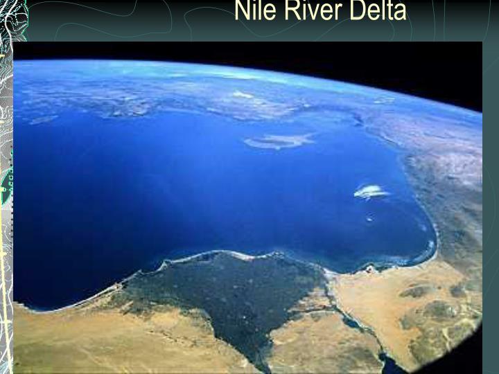 Nile River Delta