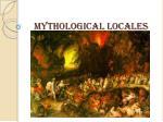 mythological locales