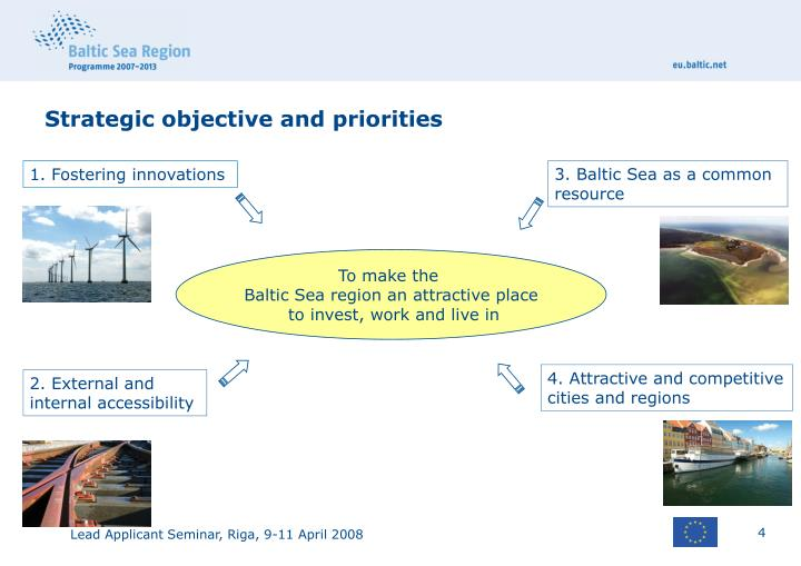 3. Baltic Sea as a common resource