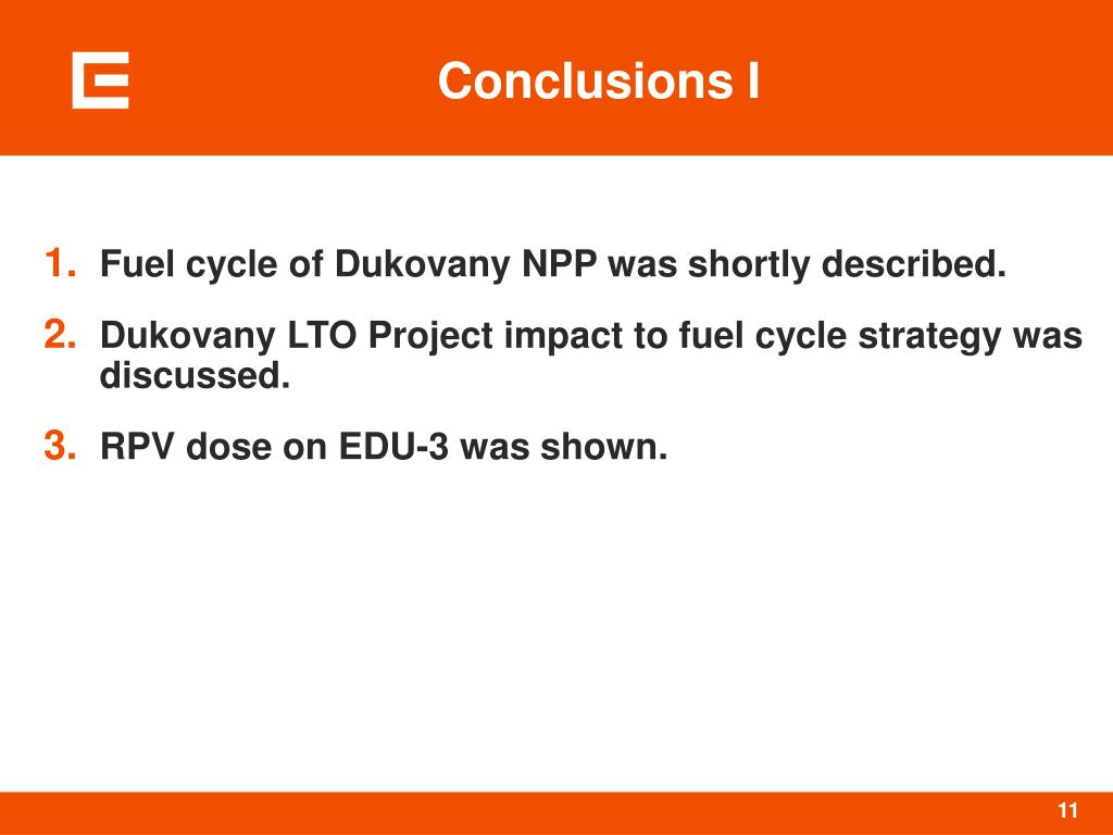 PPT - DUKOVANY NPP - FUEL CYCLE DEVELOPMENT PowerPoint Presentation