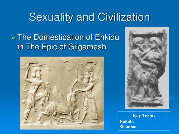 Sexuality and Civilization