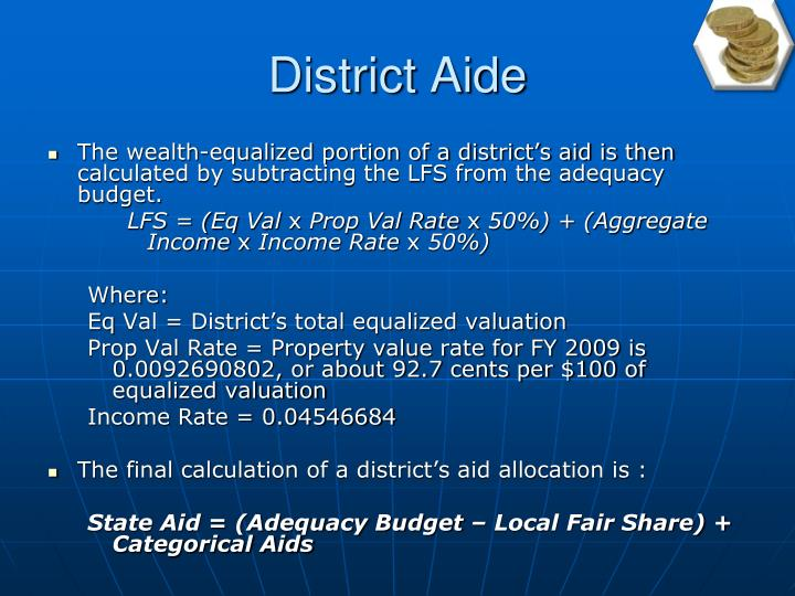 District Aide
