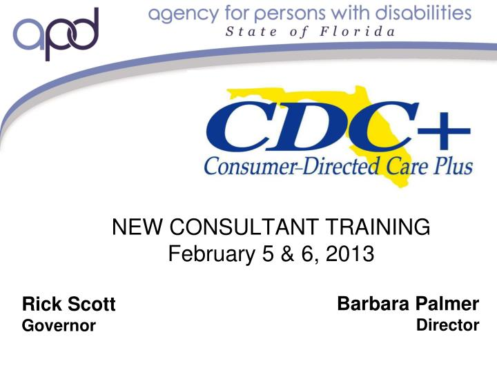 new consultant training february 5 6 2013 n.