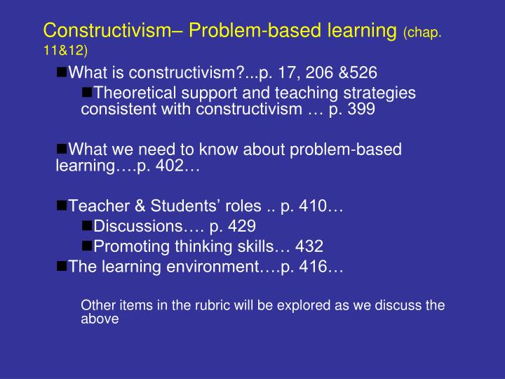 Ppt Student Centered Instructional Strategies Powerpoint