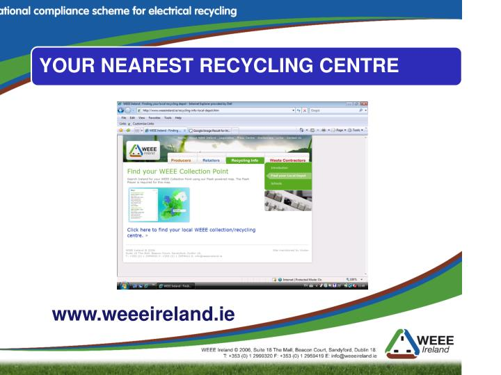 www.weeeireland.ie