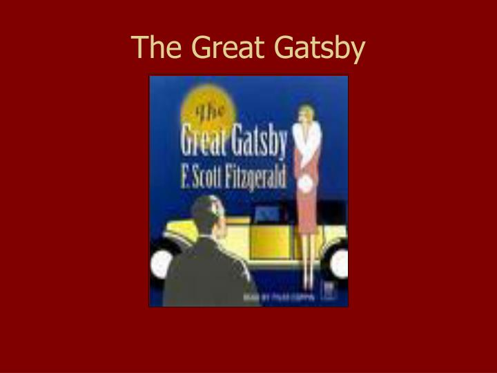 the story of two worlds in the great gatsby What are the advantages/disadvantages of having nick narrate the story of the great gatsby, rather than have gatsby tell the story himself nick will tell the story from an outsiders view.