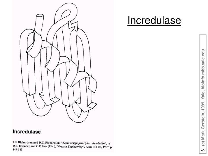 Incredulase