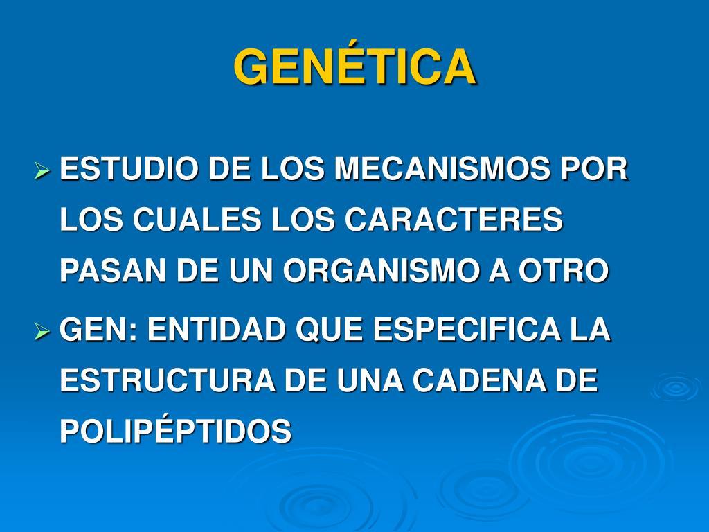 Ppt Genética Microbiana Powerpoint Presentation Free