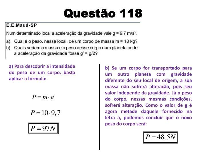 Quest o 118