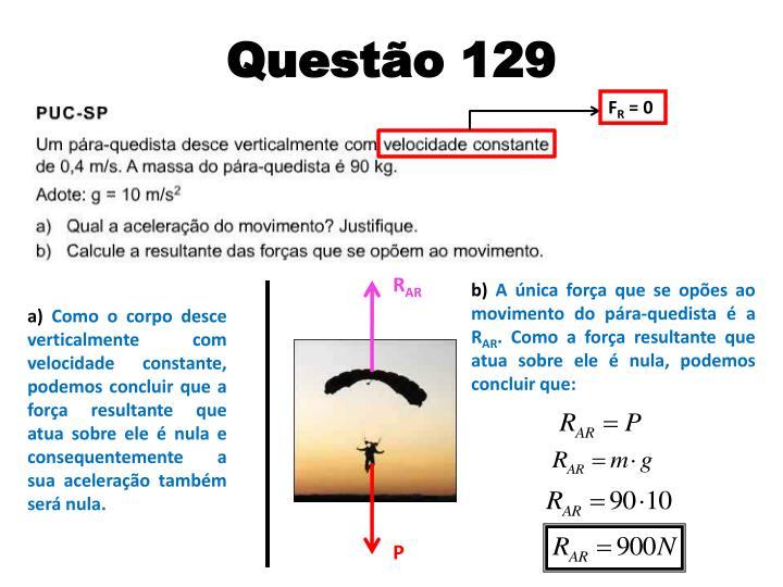 Questão 129