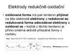 elektrody reduk n oxida n1