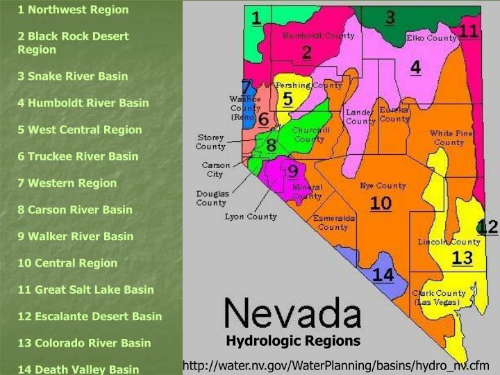 1 Northwest Region