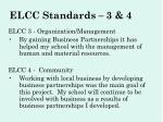 elcc standards 3 4
