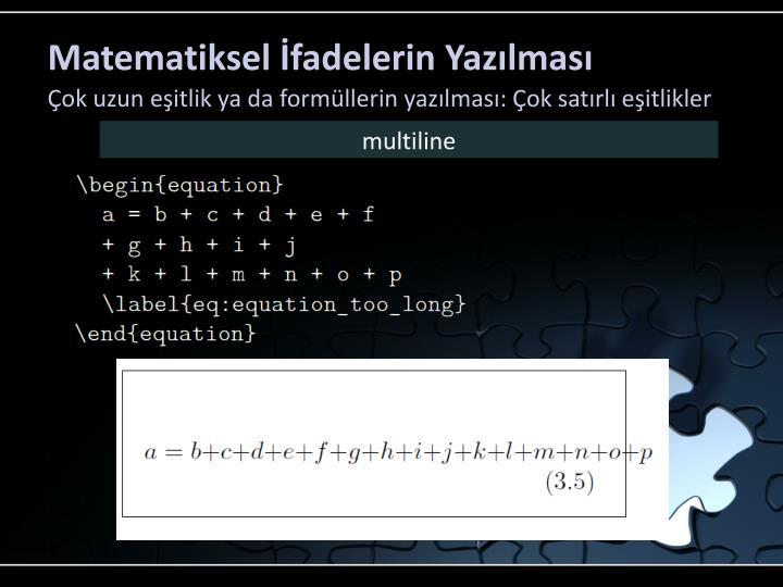 Matematiksel fadelerin yaz lmas2