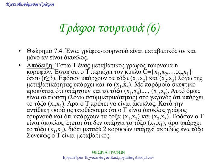 Γράφοι τουρνουά (6)