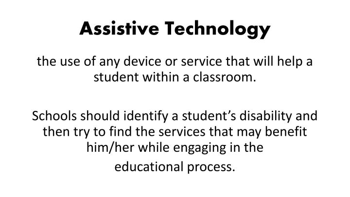 Assistive technology1
