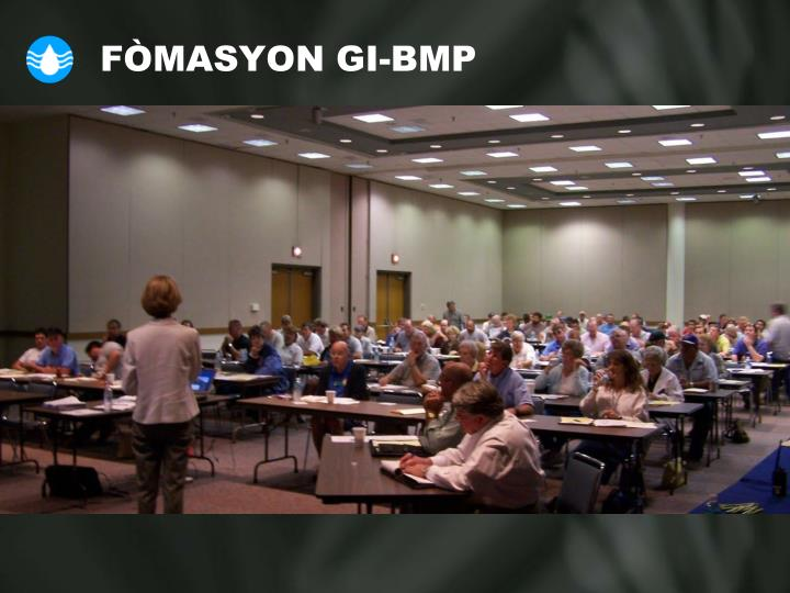 FÒMASYON GI-BMP