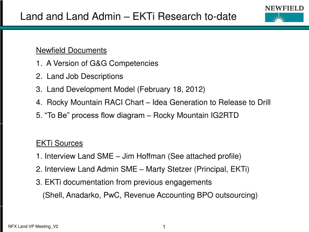 Ppt Land And Admin Ekti Research To Date Powerpoint Process Flow Diagram Presentation N