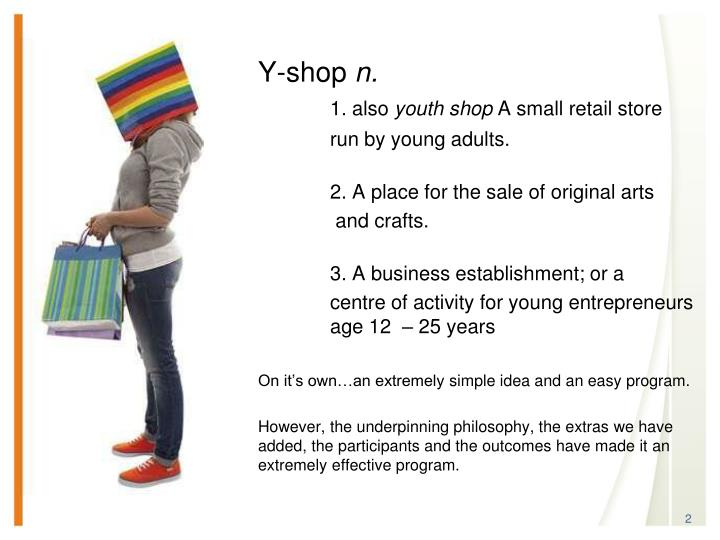 Y-shop
