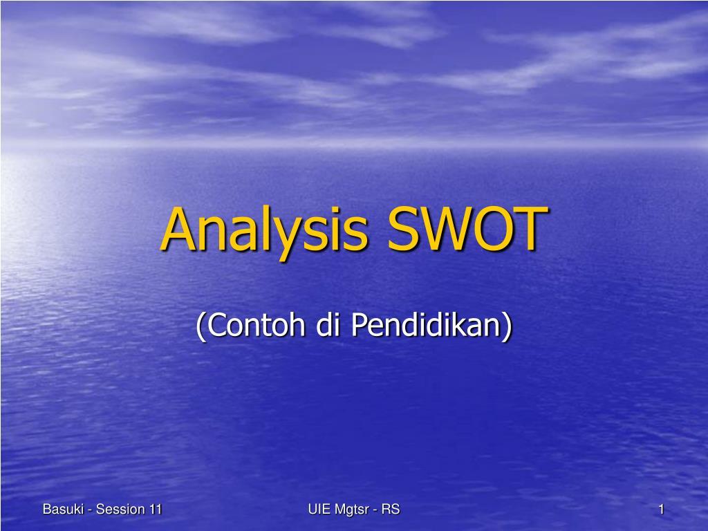 Ppt Analysis Swot Powerpoint Presentation Id 3671895