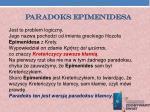 paradoks epimenidesa