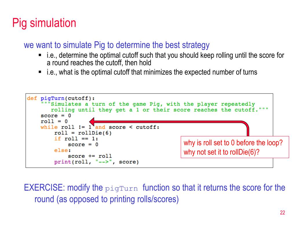 PPT - CSC 221: Introduction to Programming Fall 2013