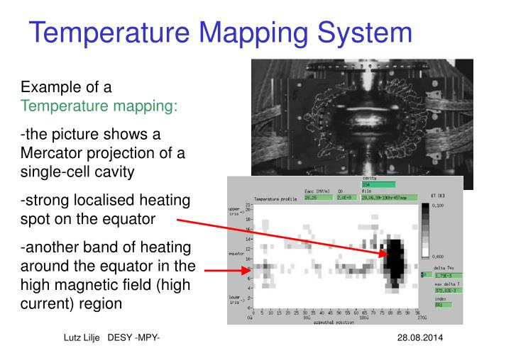 Temperature Mapping System