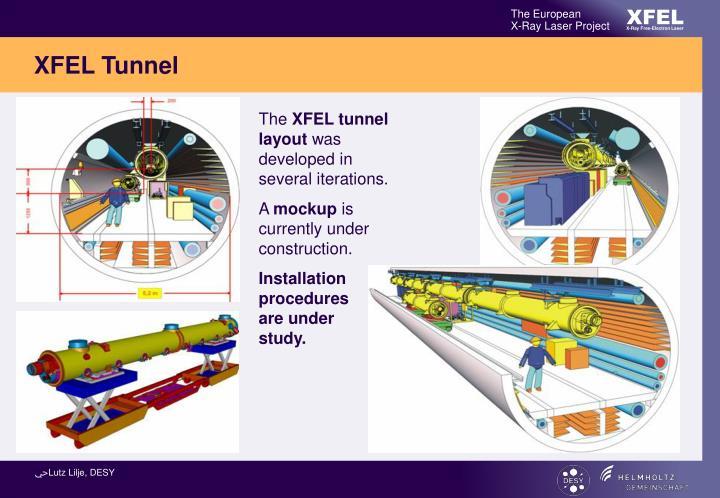 XFEL Tunnel
