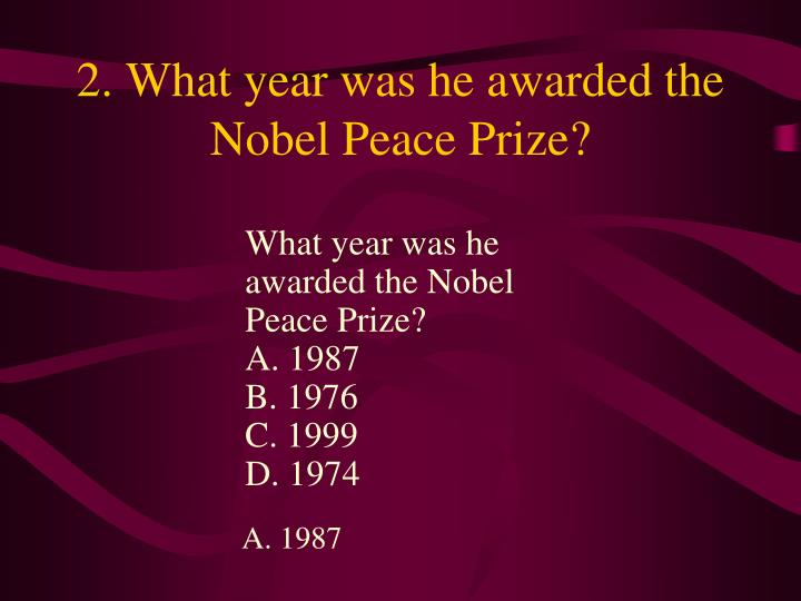 an analysis of elie wiesels nobel peace prize acceptance speech In the year 1986 the winner of the nobel peace prize was a man named elie wiesel, a holocaust survivor and humanitarian a day after receiving the award, elie gave a nobel lecture entitled hope, despair and memory, with the speech focusing on the importance of remembering.