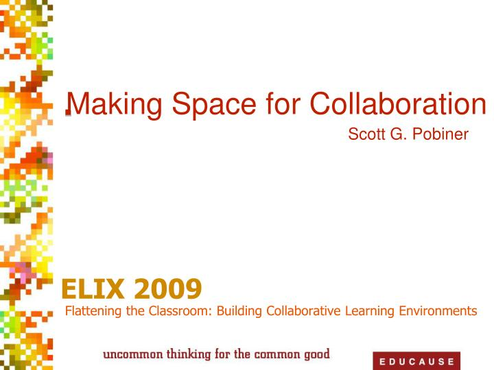 collaborative learning community community assessment and analysis presentation power point A collaborative learning environment in the classroom can help students to learn more, and prepare them for the real world watch as one teacher demonstrates a lesson in a collaborative learning environment.