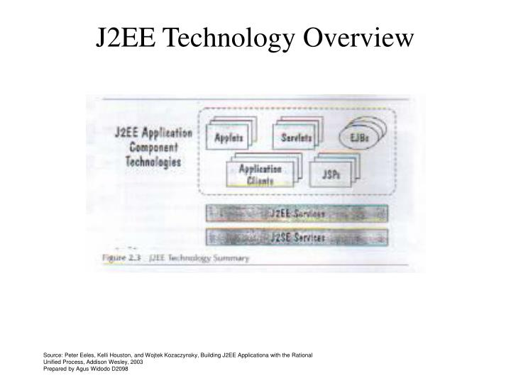 J2EE Technology Overview