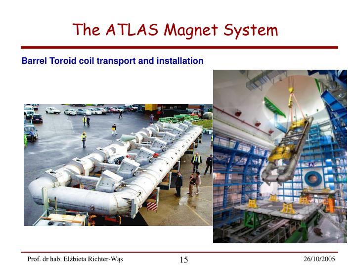 The ATLAS Magnet System