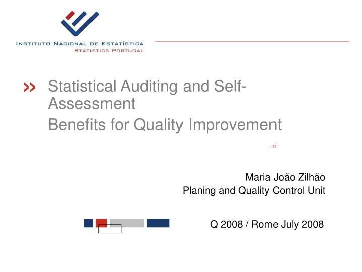 maria jo o zilh o planing and quality control unit n.