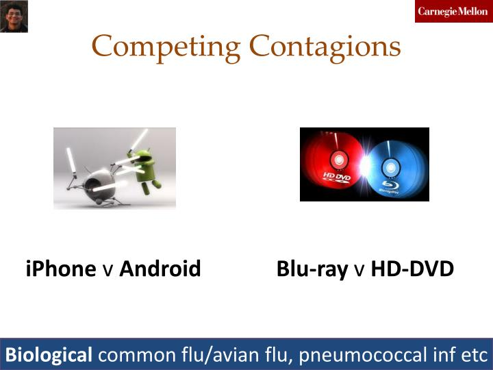 Competing Contagions