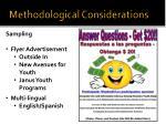 methodological considerations2