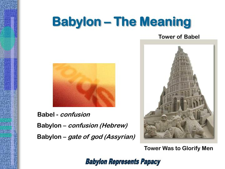 babylonians vs hebrews The story of the jews of babylon of necessity begins some 1,000 years before our current timeline ― in the 434 bce, when the babylonians first marched on israel as part of their campaign to stake claim to the former assyrian empire.