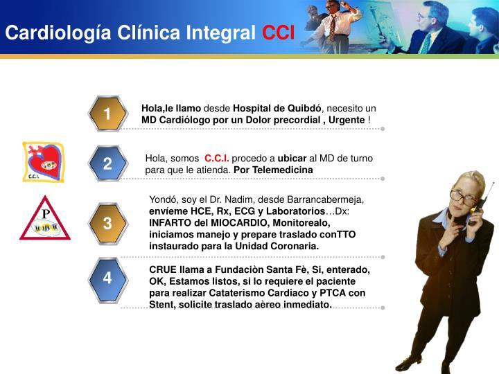Cardiología Clínica Integral