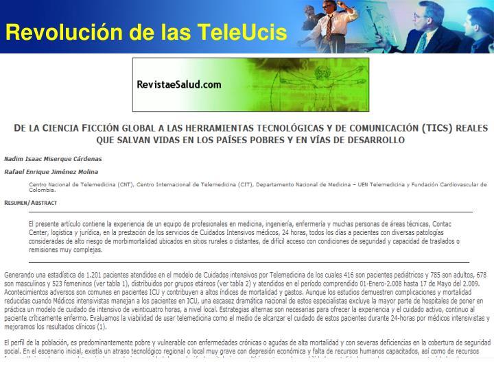 Revolución de las TeleUcis