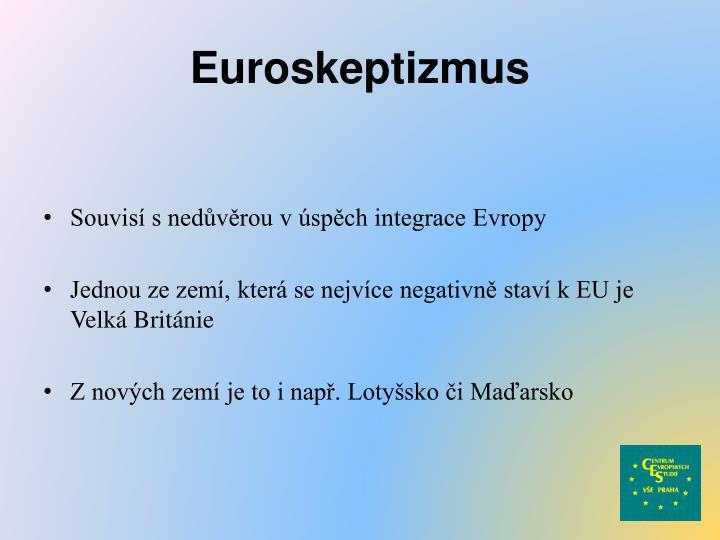 Euroskeptizmus
