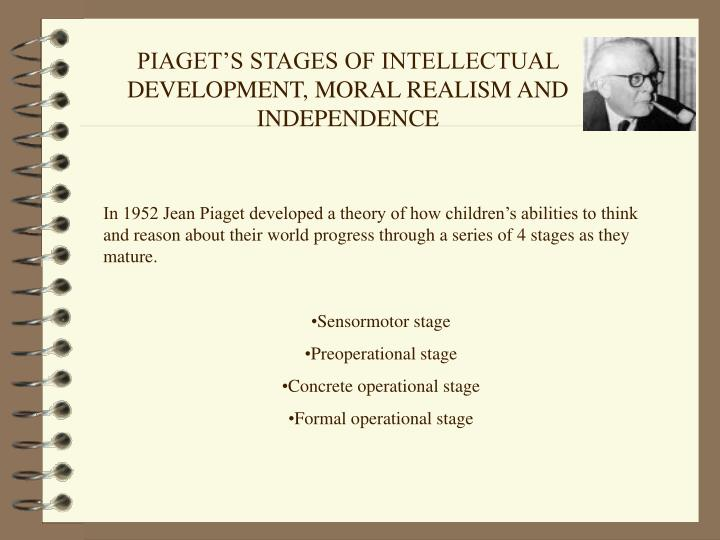 jean piagets views on moral development Jean piaget and lev vygotsky were both what are the similarities between piaget and piaget's theory of moral development describes how children.