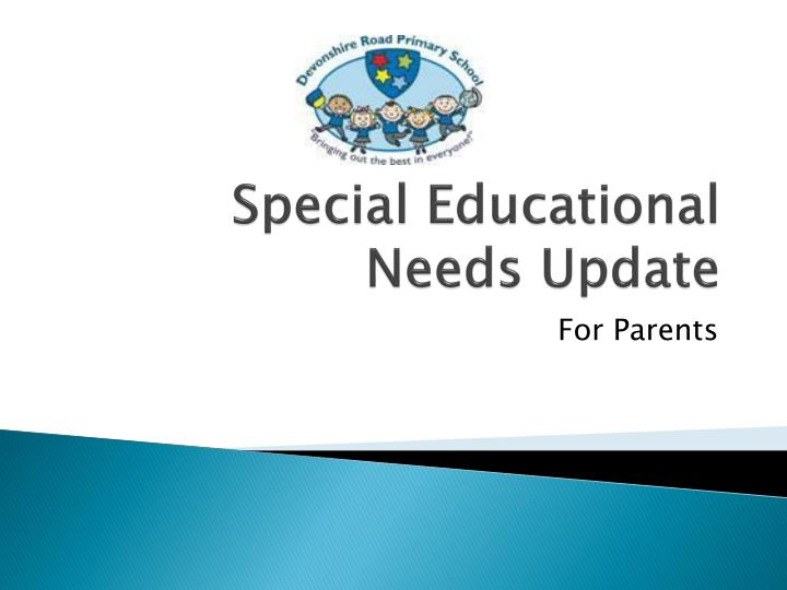 special educational policy Considerations for use by local education agencies, special education local plan areas, county offices of education and/or transportation cooperatives it is recommended that these issues and.