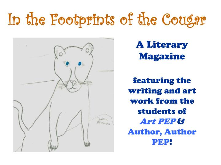 In the Footprints of the Cougar