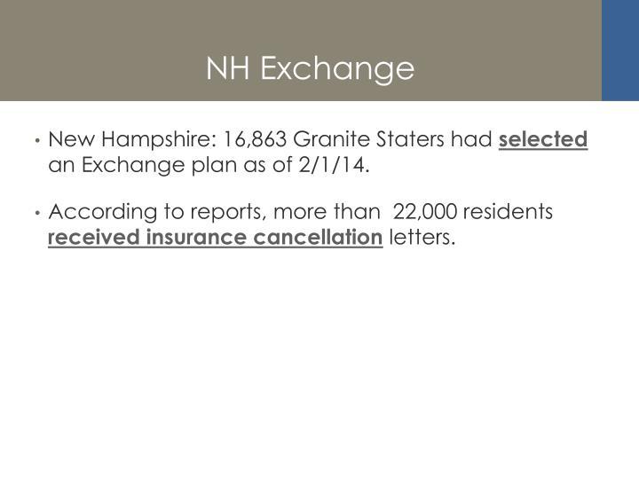 NH Exchange