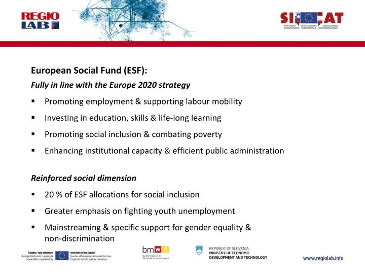 European Social Fund (ESF
