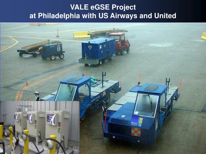 VALE eGSE Project
