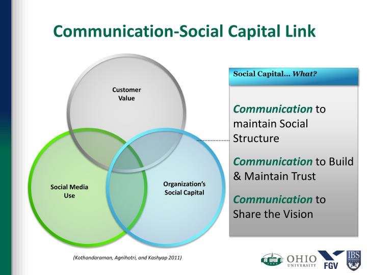 social capital Gary becker on social capital vs human capital region: what is the relationship of social capital to human capital becker: i consider social capital to be a particular type of human capital.